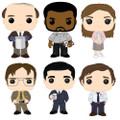 The Office Funko POP - Bundle of 6 - TV