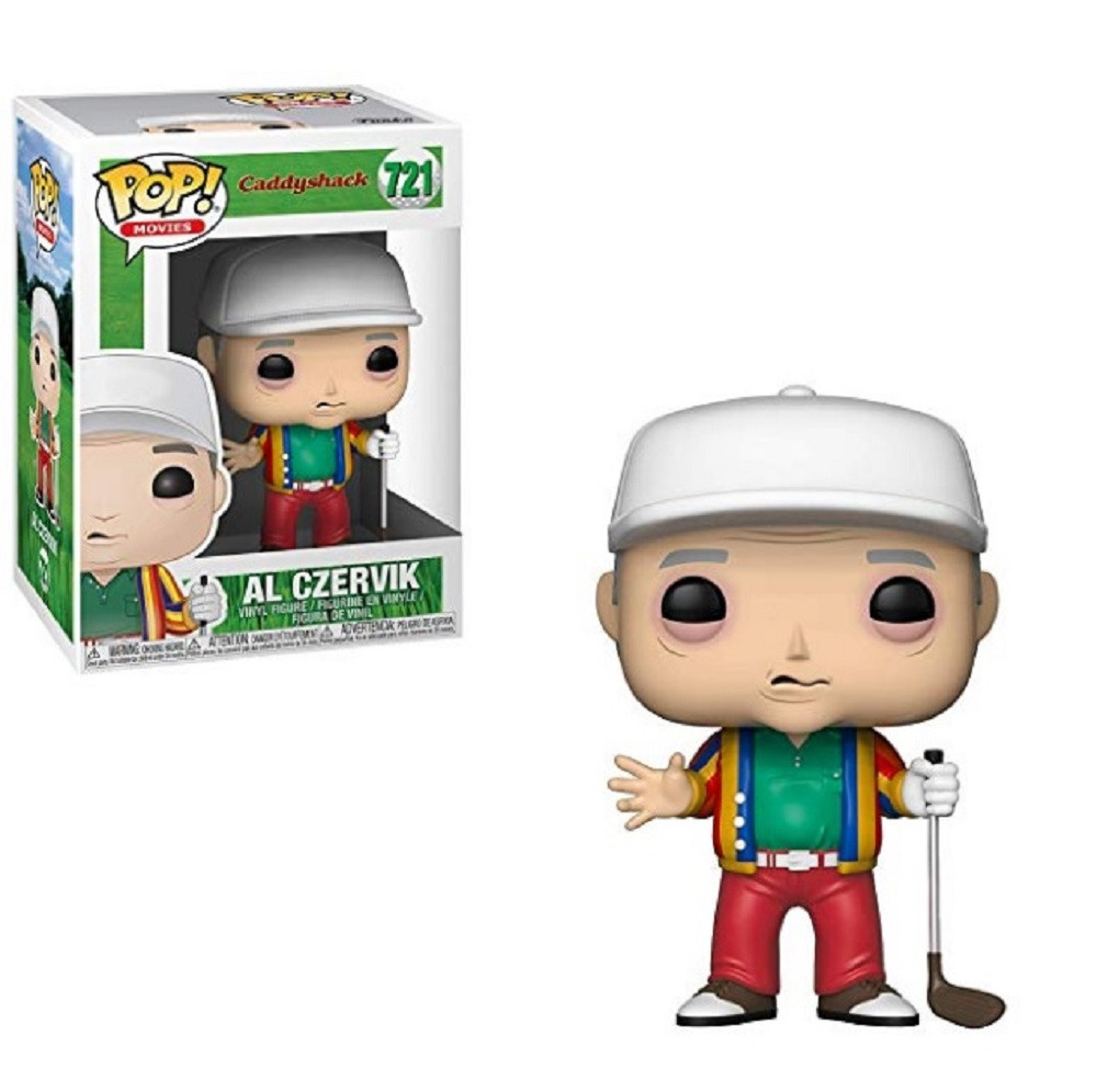 Al Funko POP - Caddyshack - Movies