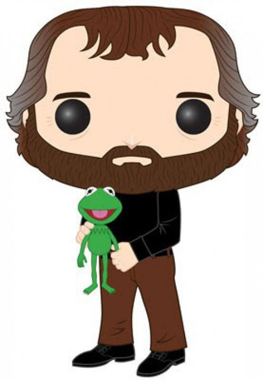 Jim Henson Funko POP - AD Icons