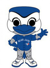 ACE Funko POP - MLB Mascots - Toronto Blue Jays