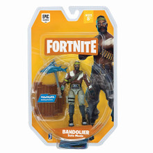 Action Figures - Fortnite - Bandolier - 4 Inch - Solo