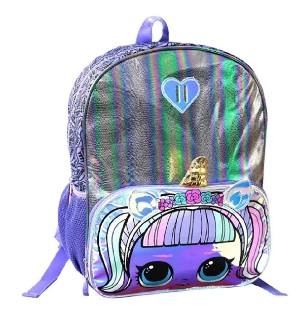 LOL Surprise Backpack - Large 16 Inch - Unicorn