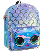 LOL Surprise Backpack - Large 16 Inch - Mermaid Sequin