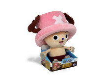 Plush Toy - One Piece - Chopper - 10 Inch Vibrating - Front