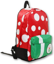 Backpack - Mario Brothers - Pirahna Plant - Large 16 Inch -