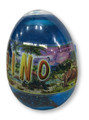 Party Favors - Jurassic World - Dino Slime - Blue - Egg w Dinosaur
