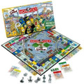 Board Games - Simpsons Monopoly