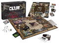 Board Games - Game of Thrones Clue - opened