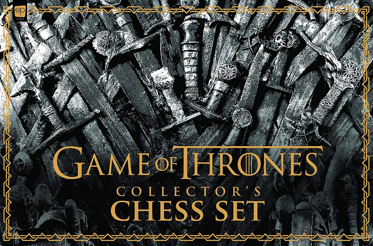 Board Games - Game of Thrones Chess
