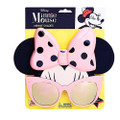 Sun-Staches - Minnie Mouse Sunglasses