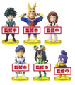 My Hero Academia WCF Figures vol.1 - Bundle of 6