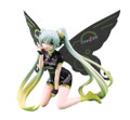 Hatsune Miku Racing - Racing Miku 2017! Team UKYO Cheering Figure