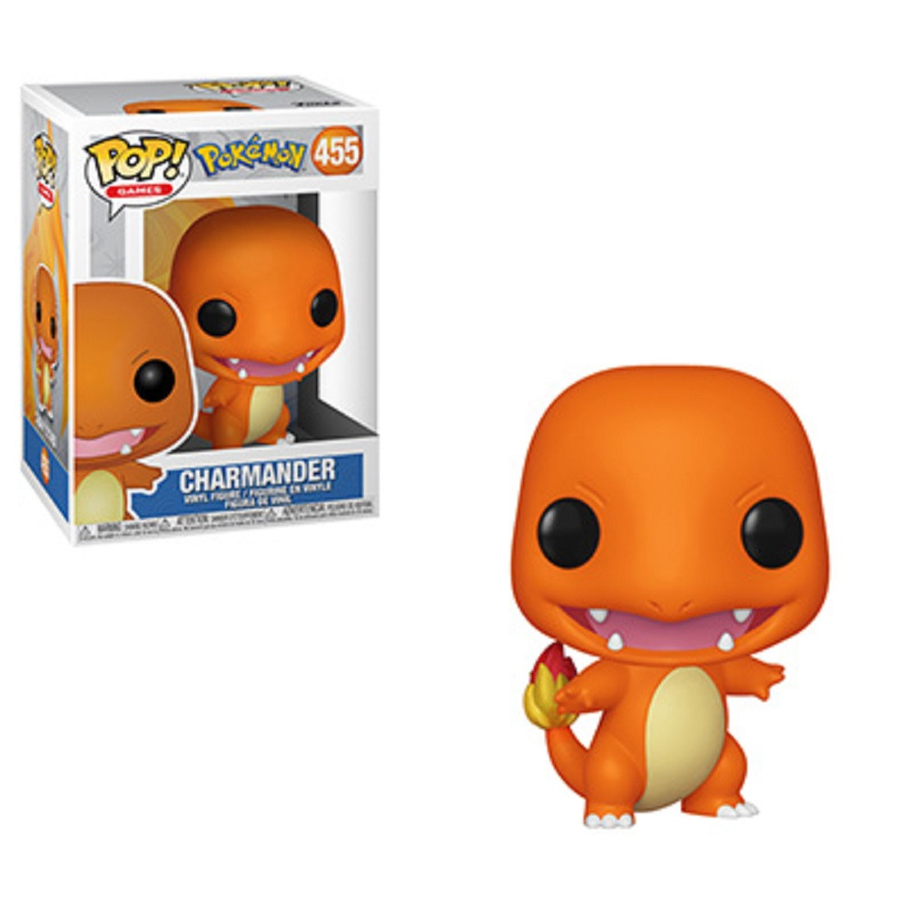 Charmander Pokemon Funko POP - Games