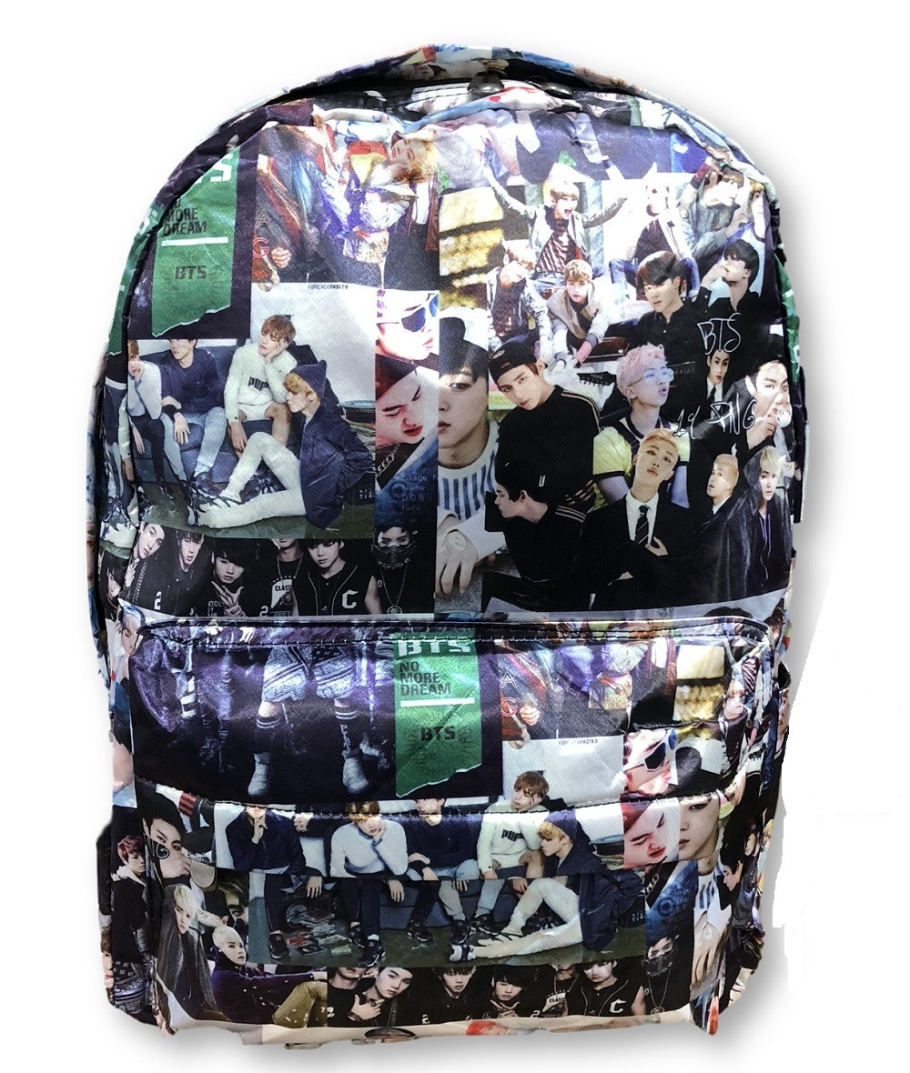 BTS Backpack - Large 16 Inches - Snapshot