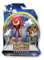 Action Figure - Sonic the Hedgehog - Knuckles - 4 Inch - Wave 1