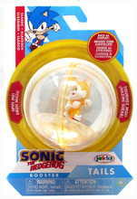Action Figure - Sonic the Hedgehog - Sonic Sphere - Tails - 2 Inch - Wave 1