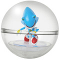 Action Figure - Sonic the Hedgehog - Sonic Sphere - Metal Sonic - 2 Inch - Wave 1