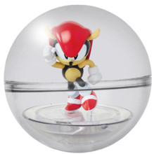 Action Figure - Sonic the Hedgehog - Sonic Sphere - Mighty - 2 Inch - Wave 1