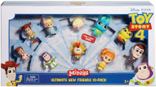 Action Figure - Toy Story 4 - 10 Mini Figure Gift Pack