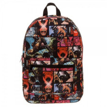 Backpack - X-Men - Large 16 Inch - All Over Print