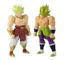 Action Figure - Dragon Ball Super - Limit Breaker - Broly Bundle - Wave 1 - 13 Inch