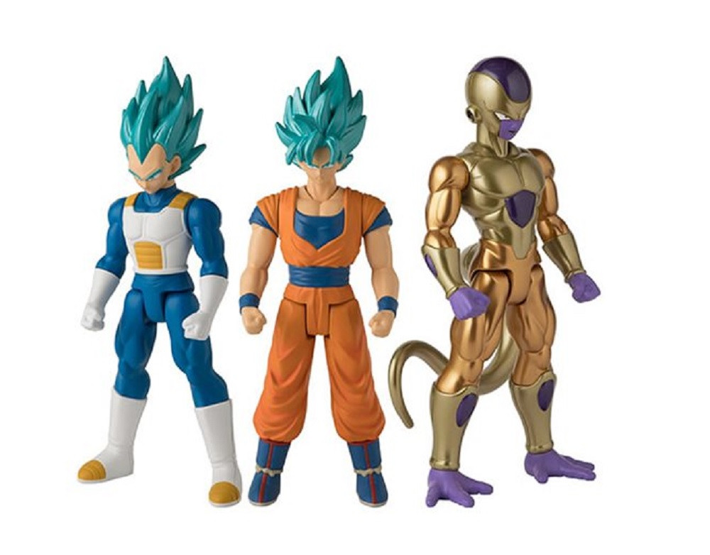 Action Figure - Dragon Ball Super - Limit Breaker - Wave 1 - 12 Inch Fig Bundle