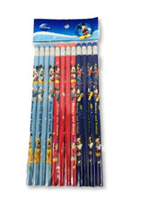 Pencils - Mickey Mouse - 12ct - Wooden - Mickey and Friends