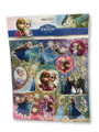 Sticker Sheet - Frozen - 1 Sheet