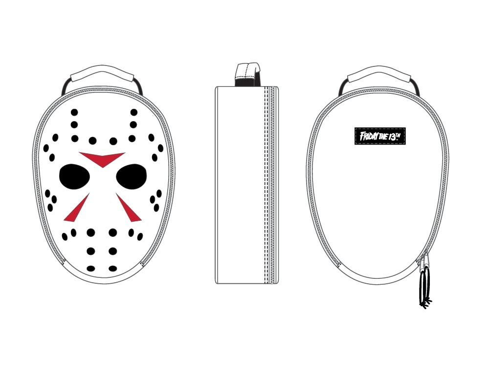 Lunch Box - Friday the 13th - Jason