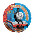 Balloons - Thomas the Train - Helium - 18 Inch - Blue