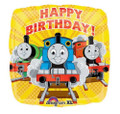 Balloons - Thomas the Train - Helium - 18 Inch - Yellow