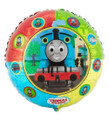 Balloons - Thomas the Train - Helium - 18 Inch - Multi Color