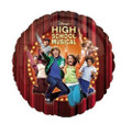 Balloons - High School Musical - Helium - 18 Inch - Maroon