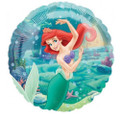 Balloons - Little Mermaid - Helium - 18 Inch - Green