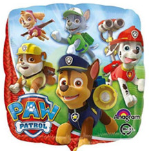 Balloons - Paw Patrol - Helium - 18 Inch - Red