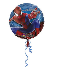 Balloons - Spiderman 2 - Helium - 18 Inch - Red/Blue