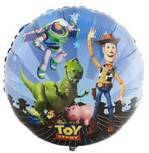 Balloons - Toy Story - Helium - 18 Inch - Group - Blue