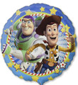 Balloons - Toy Story - Helium - 18 Inch - Blue