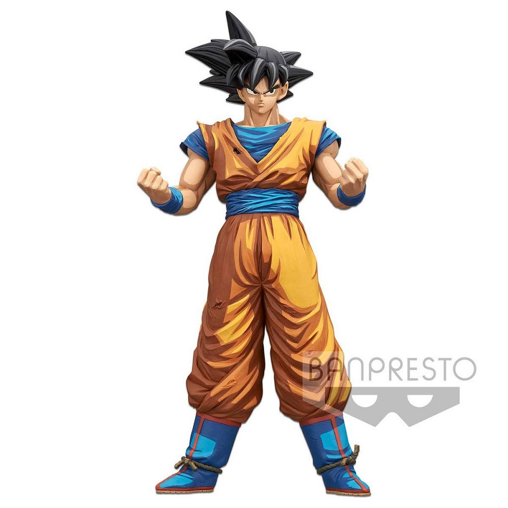 Dragon Ball Z Son Goku #2 Manga Dimensions Grandista Figure