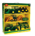 John Deere Deluxe Vehicle Gift Set - 3 Slots