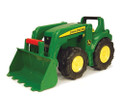 John Deere Big Scoop - Real Steel Tractor - w Carry Handle