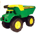 John Deere Big Scoop - Real Steel Dump Truck - w Carry Handle