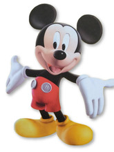 Jointed Cutout - Mickey Mouse - Adorno Movil - Room Decorations