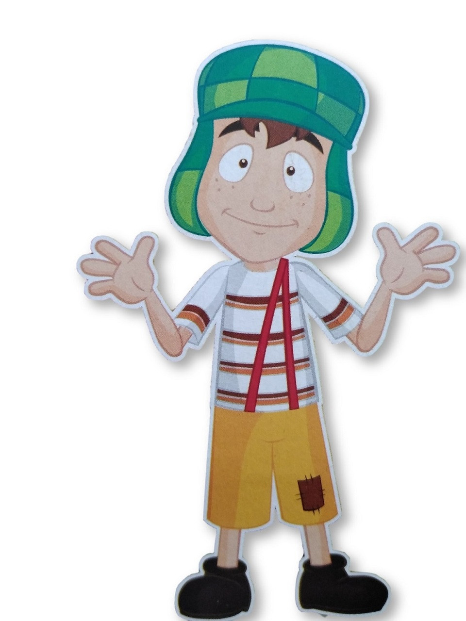 Jointed Cutout - El Chavo - Adorno Movil - Room Decorations