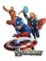 Jointed Cutout - Avengers - Adorno Movil - Room Decorations