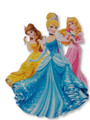 Jointed Cutout - Princess - Adorno Movil - Room Decorations