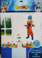 Jointed Cutout - Dragon Ball Goku - Adorno Movil - Room Decorations