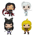RWBY Funko POP - Bundle of 4 - Animation