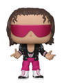 Bret Hart Funko POP - WWE - Jacket