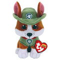 Plush Toy - Paw Patrol - Tracker - Medium Size - Beanie Boos